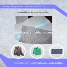 malha de filtro de carvão ativado condicional de ar de fabricação
