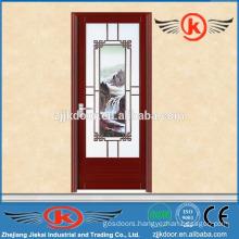 JK-AW9019 china style aluminum bathroom doors manufacturers