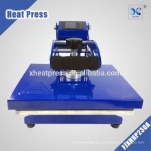 Xinhong más vendidos! 16X20 Mouse Pad Dye Sublimation Heat Press Machine