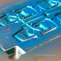 moule d'injection pièces ABS matériel vélo électrique porte-clef