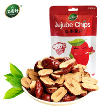 Dried Red jujube chips/Red jujube crisp slice 15g