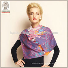 Soft and Comfortable Comforter Woolen Scarf