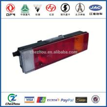 Conjunto traseiro da lâmpada traseira 37ZB1-73010 para peças de caminhão dongfeng