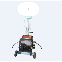 Battery powered balloon light tower for sale