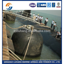 Luhang Hydro-Pneumatic Rubber Fender for Submarine