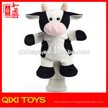 мода стационарного случая карандаша плюша корова