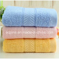 100% Combed Cotton Towel with Logo (AQ-025)