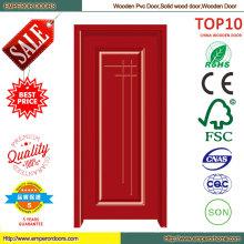 Top Quality Well Design Wood Door