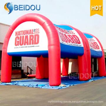 Im Freien Hochzeit Zelte Aufblasbare Party Event Sport Tunnel Zelt