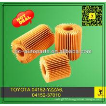 04152-YZZA6,04152-37010 For 2009-2013 Toyota Corolla Oil Filter Element, Matrix,Prius Hybrid