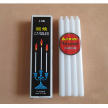 Lilin Stick White Dripless Mini Murah