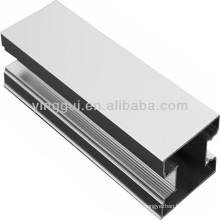 Perfil de liga de alumínio 6082