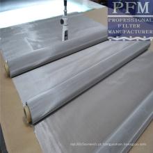 Fornecimento de preço de fábrica de Aço Inoxidável Rede De Arame De Malha / 20 mícron De Arame De Aço Inoxidável