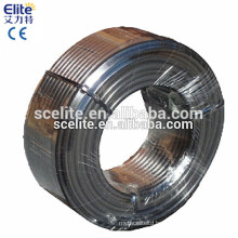 Electric fencing farm gate double insulated wire suitable for solar electric fence system