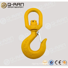 US Type Forged Lifting Hoist Swivel Hook-Qingdao Rigging