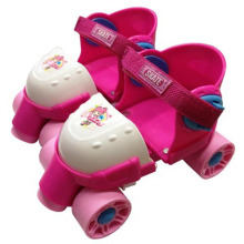 En71 Approval 4 Wheel Roller Skate Shoes for Kids (10231557)