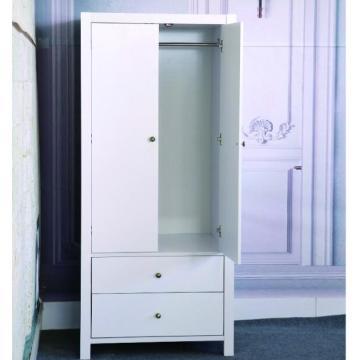Modern Wooden Furniture Clothing Cabinet Wardrobe