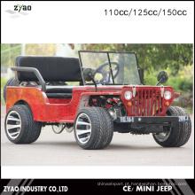 Ce Mini Jeep para venda pequeno Amy Jeep para crianças