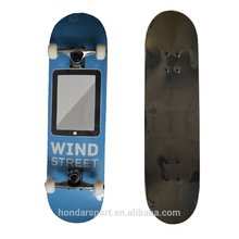 2018 new hot seller cheap street skateboard brands wholesales