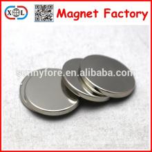 N35 big round magnets 30mm diameter