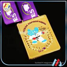 jiu-jitsu medal