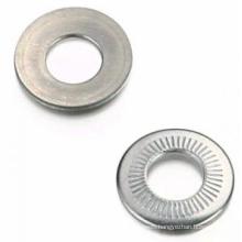 Gr5 Titanium serrated washer