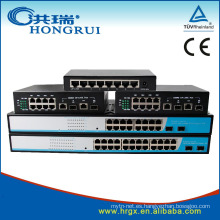 Conmutador Gigabit Ethernet profesional
