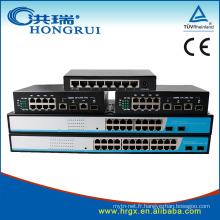 Commutateur Gigabit Ethernet professionnel