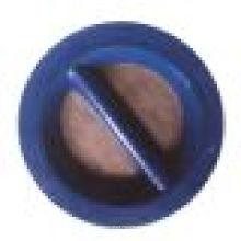Válvula de retenção de placa dupla (PN6 / PN10 / 16 / ANSI150)
