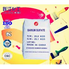 Industrial Grade Super-Fine Barium Sulfat für Malerei