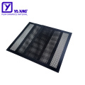 Easily cleaned Tool for Outdoor Picnic Non-greasy BBQ Grill Mesh Mat