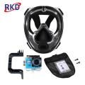 Logotipo da RKD Esportes subaquáticos melhor o capacete de mergulho