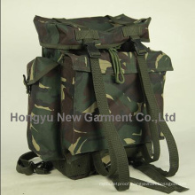 Customized Outdoor Camping Military Backpack with Muli-Pockets (HY-B073)