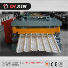 2015 Latest Style Metal Roof Tile Making Roll Forming Machine