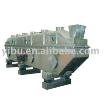 Rectilinear Vibrating-Fluidized Dryer used in sitric acid