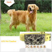 Realtime Tag GPS Pet Dog Tracker APP Kontroll