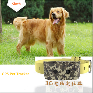 En tiempo real Tag GPS Pet Dog Tracker APP Control