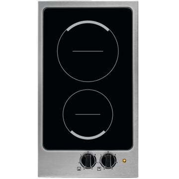 Zanussi Electric Stove UK Tables de cuisson en acier inoxydable