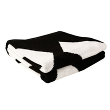 Cotton Knit Throw Art. CT-K16015