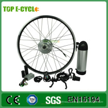 Kit d'ebike de moteur de moyeu sans brosse d'alliage d'aluminium 36V 350W
