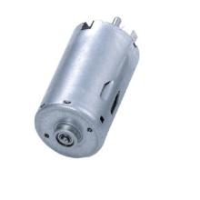 Micro motor de alta velocidad de 24 V CC para automoción