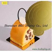 Placas de bolo adorável bolo pequeno mini para lojas de bolos e correntes com Ggs (B & C-K051)