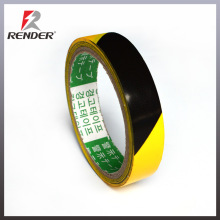 9mm*10m*0.13mm Hot Sale High Quality Warning Tape PVC Floor Marking Tape