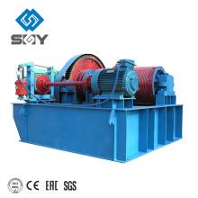 China Hochwertige Power Winch 1,5 Tonnen 5 Tonnen, 10 Ton, 65 Ton, 100 Ton für Verkauf