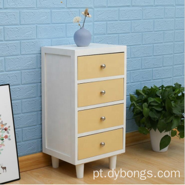 Storage tv Cabinet Designs Wooden Cabinet with 4 Drawers