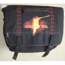 Promotional Canvas Messenger Bag