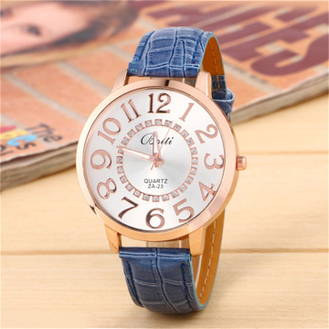 Women Leather Quartz Watches