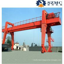 U Model Gantry Crane 30t, 50t, 100t Container Cranes