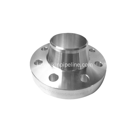 EN1092-1 TYPE11 PN10 FLANGE NECK WELDING