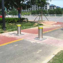 Electric Stainless Steel Automatic Rising Hydraulic Bollard